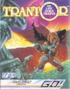 Trantor the Last Storm Trooper per Amstrad CPC