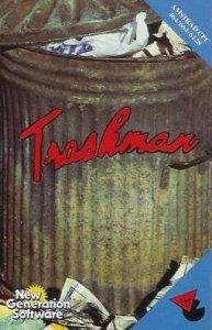 Trashman per Amstrad CPC