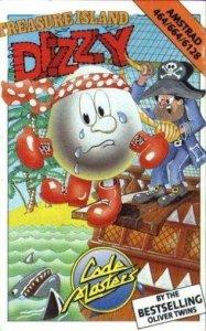 Treasure Island Dizzy per Amstrad CPC