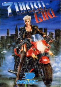 Turbo Girl per Amstrad CPC