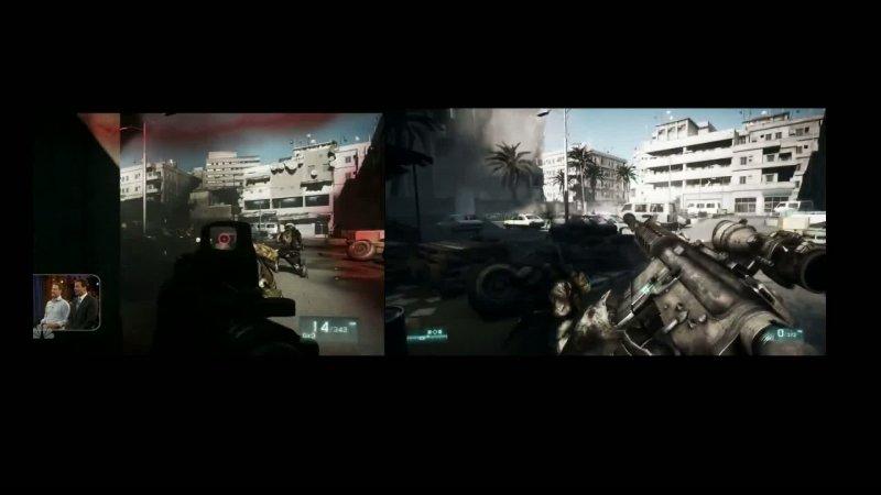"""La versione PS3 di Battlefield 3 """"molto vicina"""" a quella PC?"""