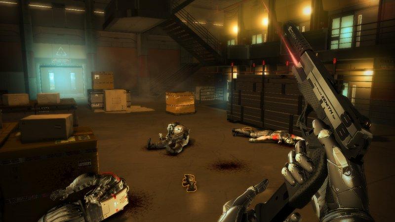 La versione Wii U di Deus Ex: Human Revolution confermata ufficialmente
