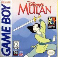 Disney's Mulan per Game Boy