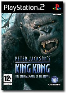 Peter Jackson's King Kong: The Official Game of the Movie per PlayStation 2