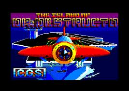 The Island of Dr. Destructo per Amstrad CPC