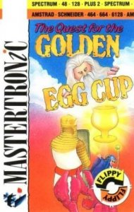 The Quest for the Golden Eggcup per Amstrad CPC