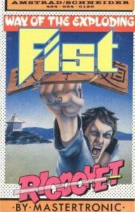 The Way of the Exploding Fist per Amstrad CPC