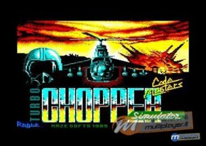 Turbo Chopper per Amstrad CPC