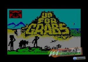 Up for Grabs per Amstrad CPC