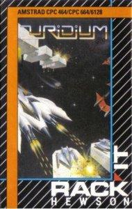 Uridium per Amstrad CPC