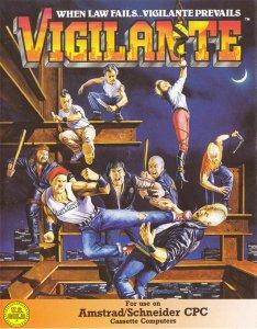 Vigilante per Amstrad CPC