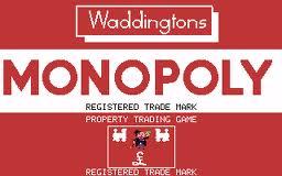 Waddingtons Monopoly per Amstrad CPC
