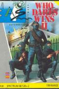Who Dares Wins II per Amstrad CPC