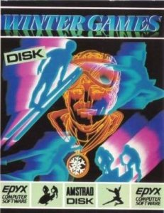 Winter Games per Amstrad CPC