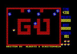 Wooky and Moty per Amstrad CPC