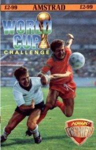 World Cup Challenge per Amstrad CPC