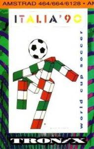 World Cup Italia '90 per Amstrad CPC