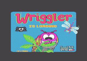Wriggler per Amstrad CPC