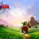 Vediamo l'Hyrule Field di The Legend of Zelda: Ocarina of Time rifatto con l'Unreal Engine 4