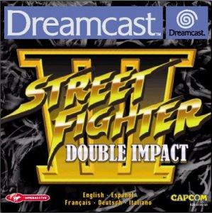 Street Fighter 3 W-Impact per Dreamcast