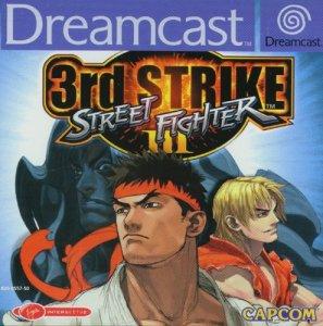 Street Fighter 3: Third Strike per Dreamcast