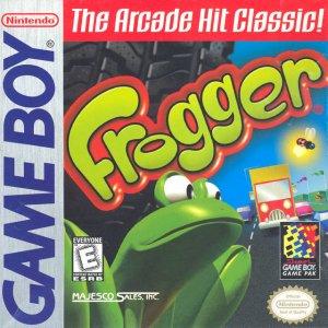 Frogger per Game Boy