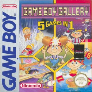 Game Boy Gallery per Game Boy