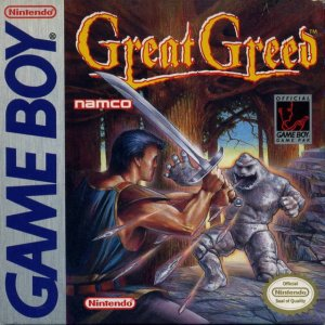 Great Greed per Game Boy