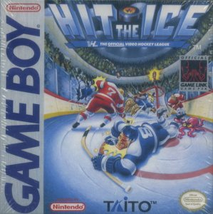 Hit the Ice per Game Boy