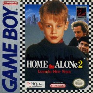 Home Alone 2: Lost in New York per Game Boy