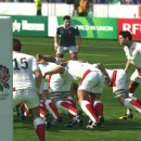 Rugby World Cup 2011 in partnership con la Rugby Football Union