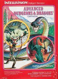Advanced Dungeons & Dragons per Atari 2600