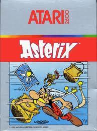 Asterix per Atari 2600