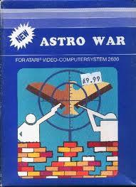 Astrowar per Atari 2600