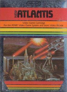 Atlantis per Atari 2600