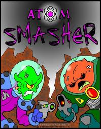 Atom Smasher per Atari 2600