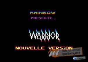 Warrior Plus per Amstrad CPC