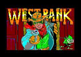 West Bank per Amstrad CPC