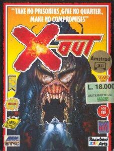 X-Out per Amstrad CPC