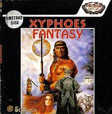 Xyphoes Fantasy per Amstrad CPC