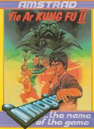 Yie Ar Kung-Fu 2: The Emperor Yie-Gah per Amstrad CPC