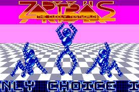 Zap't'Balls: The Advanced Edition per Amstrad CPC