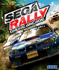 SEGA Rally Online Arcade per PlayStation 3