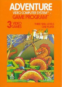 Adventure per Atari 2600