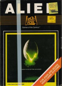Alien per Atari 2600