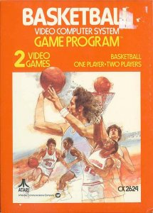 Basketball per Atari 2600