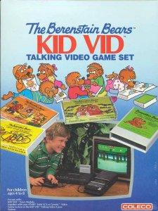 Berenstein Bears: Spooky Spelling Bee per Atari 2600