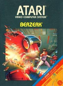 Berzerk per Atari 2600