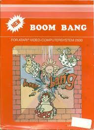 Boom Bang per Atari 2600