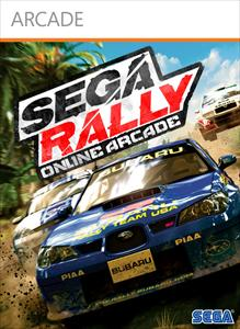 SEGA Rally Online Arcade per Xbox 360